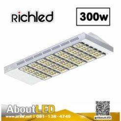 โคมไฟถนน LED 300w ยี่ห้อ Richled
